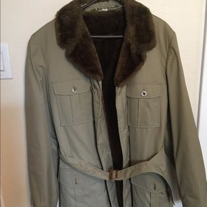 Other - Men's warm and hip winter jacket